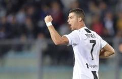 Cristiano Ronaldo, din nou decisiv la Juventus. Portughezul a ajuns deja la sapte goluri marcate in Serie A (Video)