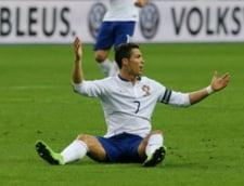 Cristiano Ronaldo, discutie contradictorie cu o jurnalista (Video)