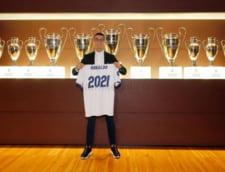 Cristiano Ronaldo, dupa ce si-a prelungit contractul cu Real Madrid: Vreau sa joc pana la 41 de ani!
