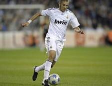 Cristiano Ronaldo, eclipsat de Benzema (Video)