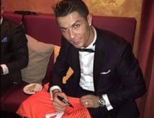 Cristiano Ronaldo, furios in culise la Gala Balonului de Aur - pe cine a refuzat sa salute