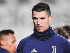 Cristiano Ronaldo, gest controversat la adresa antrenorului lui Atletico Madrid