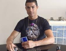 Cristiano Ronaldo, gest de aur dupa cutremurul devastator din Nepal