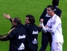 Cristiano Ronaldo, gest revoltator in meciul care l-a facut campion (Video)
