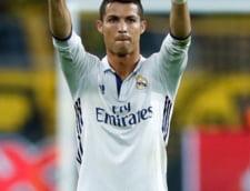 Cristiano Ronaldo, gest superb pentru fiul unui adversar (Foto)