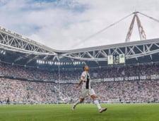 Cristiano Ronaldo, in culmea fericirii dupa ce a marcat primele goluri pentru Juventus: Asta este fotbalul!