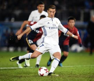 Cristiano Ronaldo, inca doua realizari de exceptie in 2016