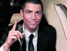 Cristiano Ronaldo, incident cu politia din Madrid