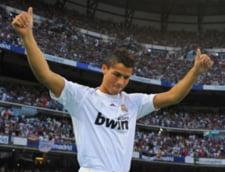 Cristiano Ronaldo, mai tare ca Beckham
