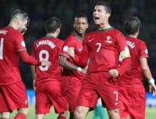 Cristiano Ronaldo, noapte magica la Belfast (Video)