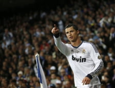 Cristiano Ronaldo, noul golgheter al Ligii Campionilor
