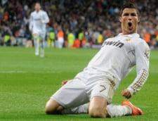 Cristiano Ronaldo, performanta uluitoare pentru Spania si Europa
