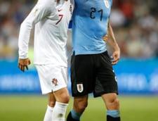 Cristiano Ronaldo, primele declaratii dupa esecul Portugaliei cu Uruguay la Cupa Mondiala
