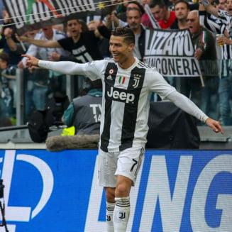 Cristiano Ronaldo, primul fotbalist care reuseste o performanta majora in Europa, dupa titlul cu Juventus
