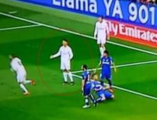 Cristiano Ronaldo, reactie incredibila dupa golul lui Benzema (Video)