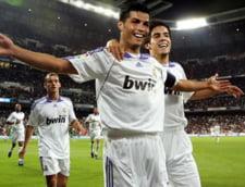 Cristiano Ronaldo, record fabulos la Real Madrid