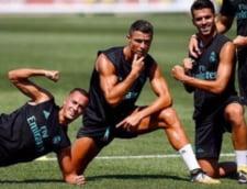 Cristiano Ronaldo, suspendat pentru 5 meciuri in Spania