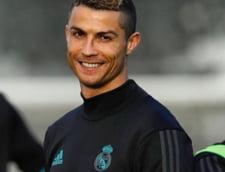 Cristiano Ronaldo, tata pentru a patra oara