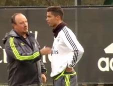 Cristiano Ronaldo, ultimatum la Real Madrid: Ori eu, ori Benitez!