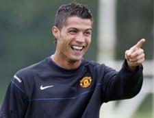 Cristiano Ronaldo, vanat cu sume exorbitante de Manchester United si PSG
