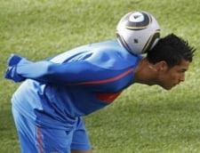 Cristiano Ronaldo, vandut la licitatie de o parohie portugheza
