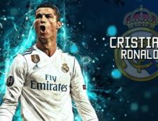 """Cristiano Ronaldo, votat de suporteri cel mai important jucator din istoria lui Real Madrid. Cum arata """"primul 11"""""""