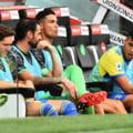 Cristiano Ronaldo a început meciul pe bancă! Imagini senzaționale cu starul portughez VIDEO