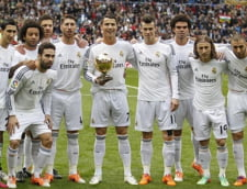 Cristiano Ronaldo a adus in delir Madridul