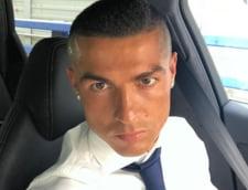 Cristiano Ronaldo a avut o iesire nervoasa dupa meciul din Liga Campionilor