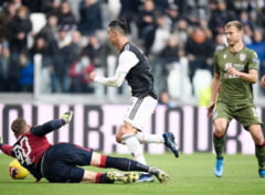 Cristiano Ronaldo a facut show in Serie A: Iata cum s-a descurcat Ibrahimovic