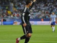 Cristiano Ronaldo a facut spectacol cu Malaga (Video)