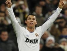 Cristiano Ronaldo a facut spectacol cu Valencia (Video)