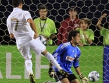 Cristiano Ronaldo a facut spectacol in amicalul cu Chivas (Video)