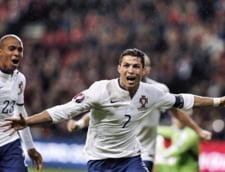 Cristiano Ronaldo a facut spectacol in preliminarii