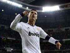 Cristiano Ronaldo a indicat intr -un mod inedit unde va juca sezonul viitor