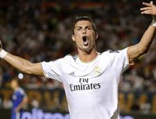 Cristiano Ronaldo a intrat in istoria Realului. Ce a facut portughezul in meciul cu Espanyol