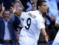 Cristiano Ronaldo a intrat in istoria lui Real Madrid