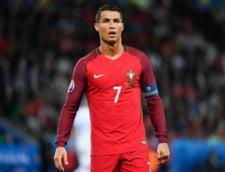 Cristiano Ronaldo a intrat in istoria turneelor finale cu un record dezamagitor. Hagi e pe locul doi