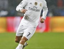 Cristiano Ronaldo a luat foc dupa meciul cu PSG: Intotdeauna eu (Video)