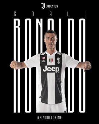 Cristiano Ronaldo a marcat primele goluri in Serie A pentru Juventus (Video)
