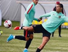 Cristiano Ronaldo a parasit cantonamentul Portugaliei si nu va juca in finala mica de la Cupa Confederatiilor