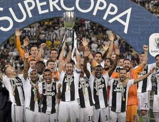 Cristiano Ronaldo castiga primul trofeu la Juventus: Gol decisiv in Supercupa cu AC Milan