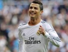 Cristiano Ronaldo doboara inca un record cu greutate