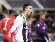 Cristiano Ronaldo doboara record dupa record la Juventus Torino