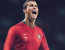 Cristiano Ronaldo e convins ca e mai bun decat Leo Messi: Nu exista altul mai bun decat mine