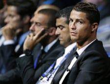 Cristiano Ronaldo face o declaratie misterioasa