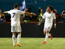 Cristiano Ronaldo i-a inchis gura lui Mourinho (Video)