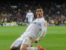 Cristiano Ronaldo i-a uimit pe spanioli