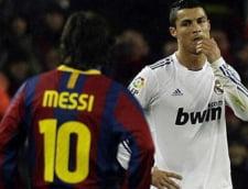 Cristiano Ronaldo il minimalizeaza pe Messi