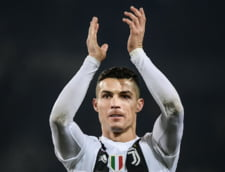 Cristiano Ronaldo intra in istorie si marcheaza golul cu numarul 5000 pentru Juventus in Serie A